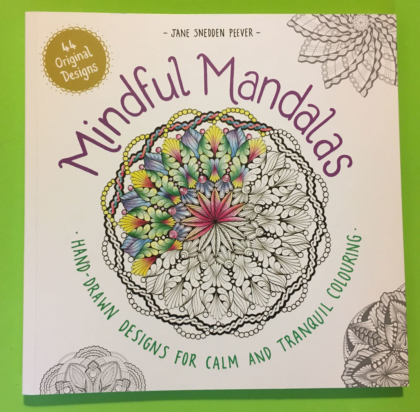 Mindful Mandalas Front Cover