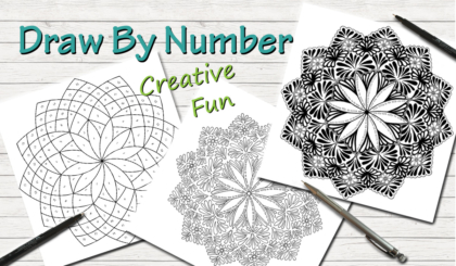 Draw By Number Creative Fun Course JSPCREATE