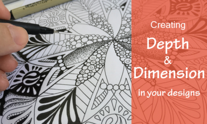Creating Depth & Dimension in Your Design Course JSPCREATE