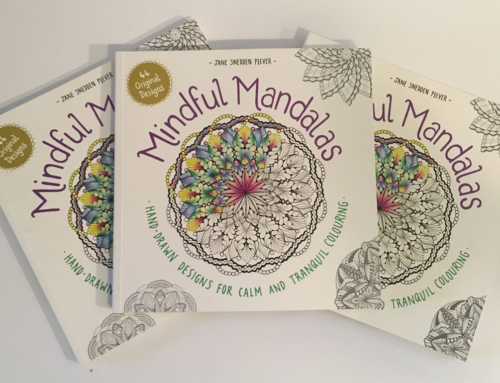 Colouring Book Mindful Mandalas – Relax Time