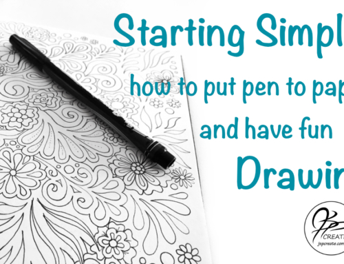 Start Simple How to Get Drawing