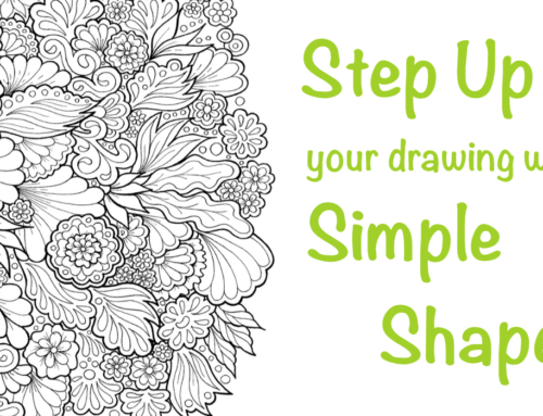 Step Up Your Drawing With 6 Simple Shapes